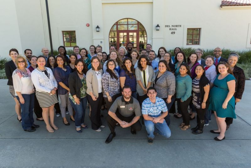 CSU Channel Islands' Student Affairs division earns national award for excellent diversity, staffing practices and work environment