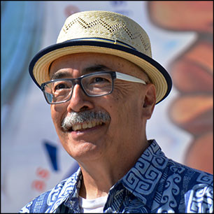 UCSB to present 'Juan Felipe Herrera — An Evening with the 2015-16 United States Poet Laureate' on Feb. 1
