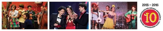 "Latin Grammy winners Monsieur Periné bring ""Suin a la colombiana"" to Santa Barbara April 29 through May 1"