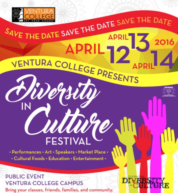 Ventura College celebrates the county with its inaugural 'Diversity in Culture Festival April 14-16