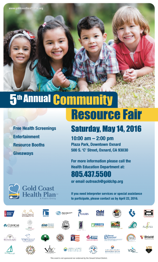 Gold Coast Health Plan Hosts 5th Annual Community Resource Fair on May 14