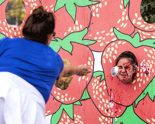 33rd Annual California Strawberry Festival set for May 21-22