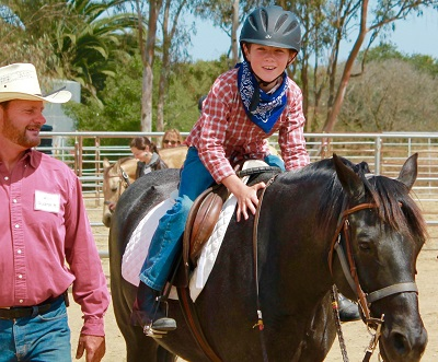 Hearts Therapeutic Equestrian Center Invites Community to 26th Annual Horse Show & Tack Sale on May 21