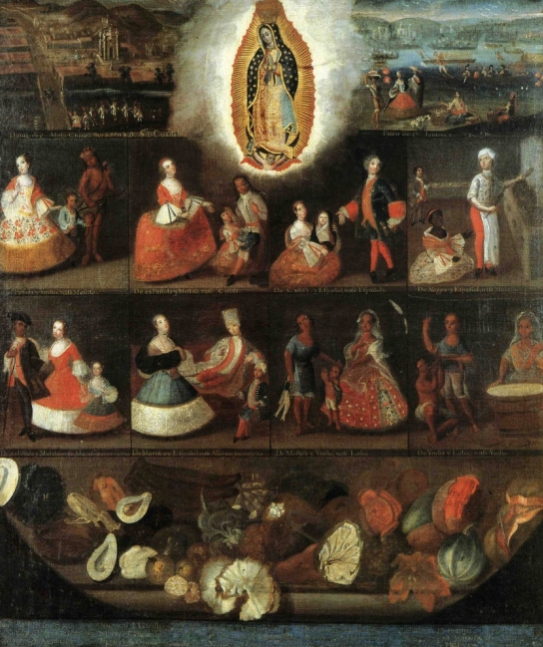 UCSB history professor Sarah Cline's LASA-award-winning essay deconstructs an iconic colonial Mexican casta painting of racial hierarchy
