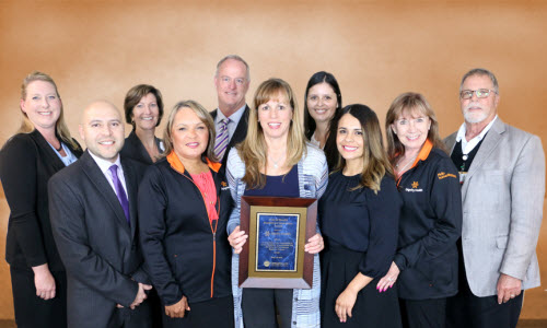 CenCal Health Presents Dignity Health with Healthcare Innovation Award for Outstanding Care and Service