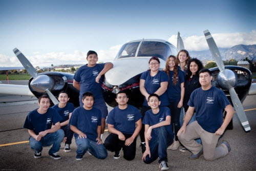 A Different Point of View's 3-Day Aviation Career Program Begins June 24