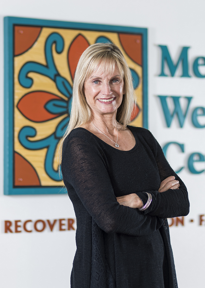 Mental Wellness Center Welcomes Andrea Carnaghe as New Board Chair