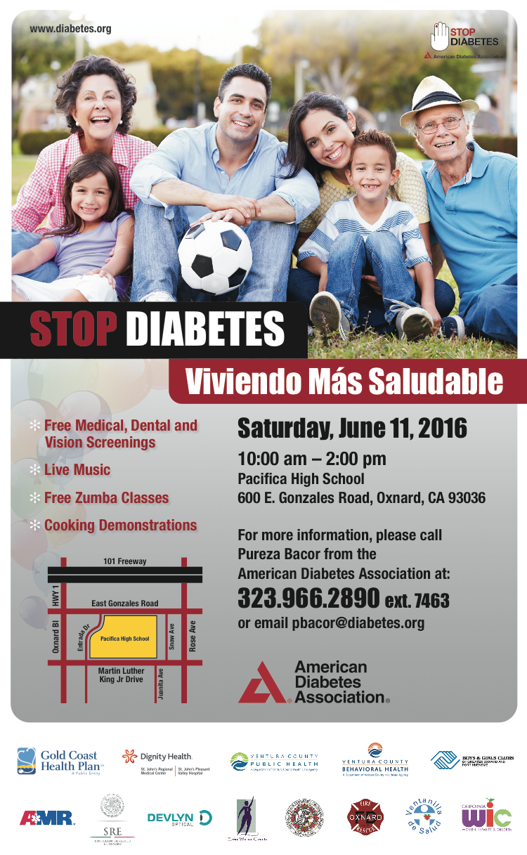 Gold Coast Health Plan Teams Up with Health Partners to Host Diabetes Awareness Event on June 11