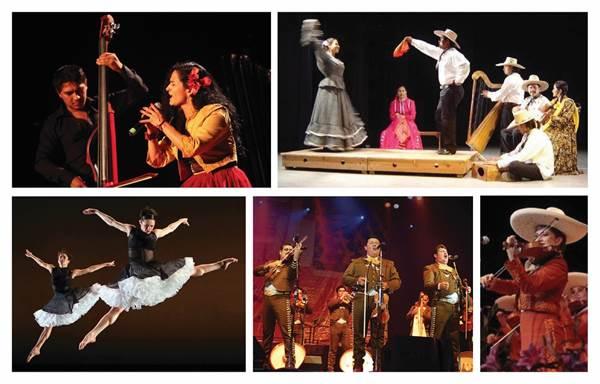 Jan. 5-8 — ¡Viva el Arte de Santa Bárbara! to present Mariachi Los Camperos de Nati Cano. New York's Ballet Hispanico to perform (Feb. 6-12), Mariachi Femenil Nuevo Tecalitán (April 27-30)