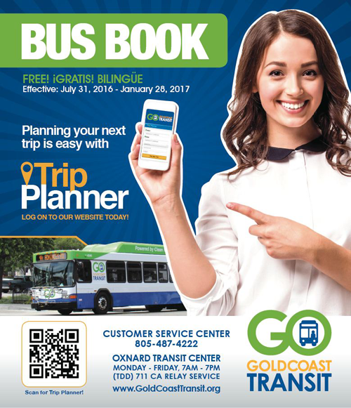 Gold Coast Transit District Implementing Bus Services Changes this Sunday