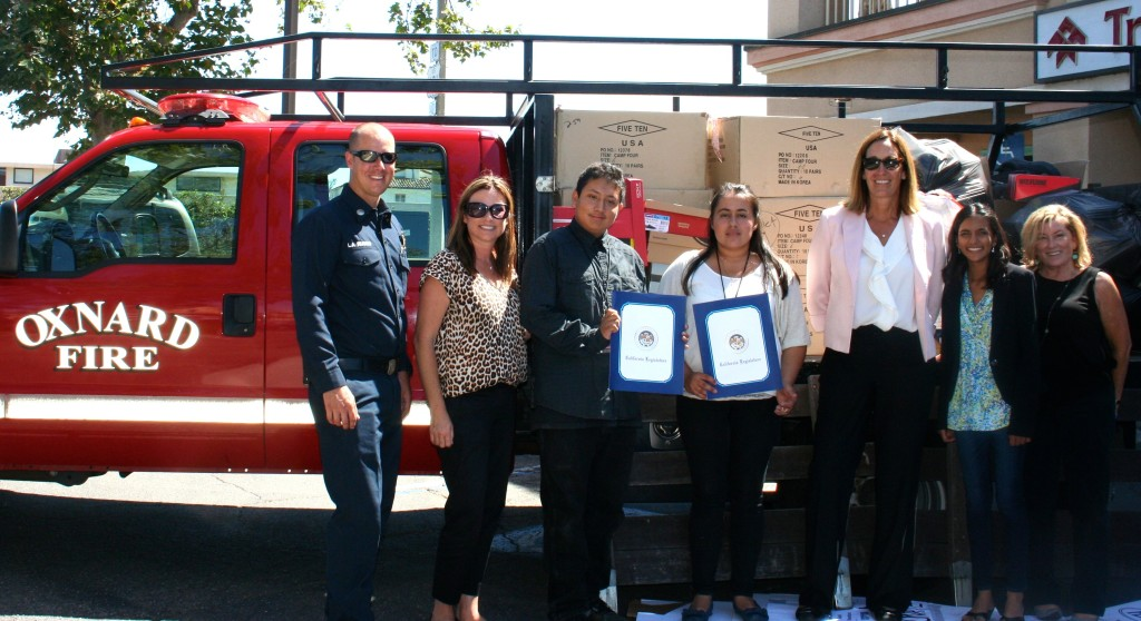 Assemblymember Irwin Launches 2016 Boot Drive for Homeless Veterans