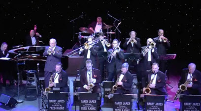 The Legendary Harry James Orchestra Directed by Fred Radke to Headline Rona Barrett Foundation Fundraiser on Oct. 8