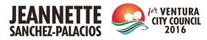 Ventura County Young Democrats, Ventura County Democratic Party have endorsed Jeannette Sanchez-Palacios for Ventura City Council