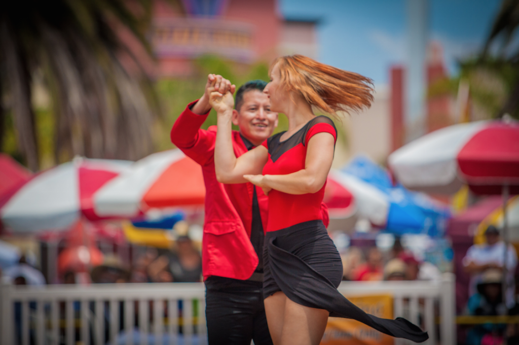 Oxnard Salsa Festival Announces Fundraising Totals and Winners of the 2016 'Dancing with our Community Stars Dance Contest & Charity Fundraiser'