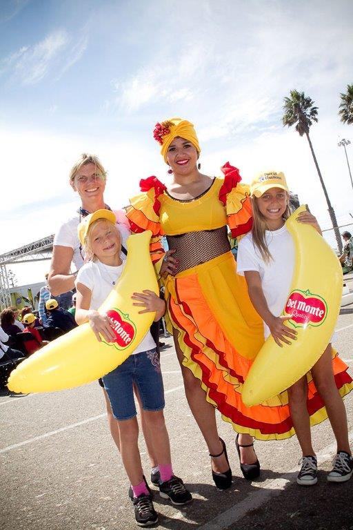 'Go Bananas' at the 5th Annual Banana Festival at the Port of Hueneme on Sept. 24
