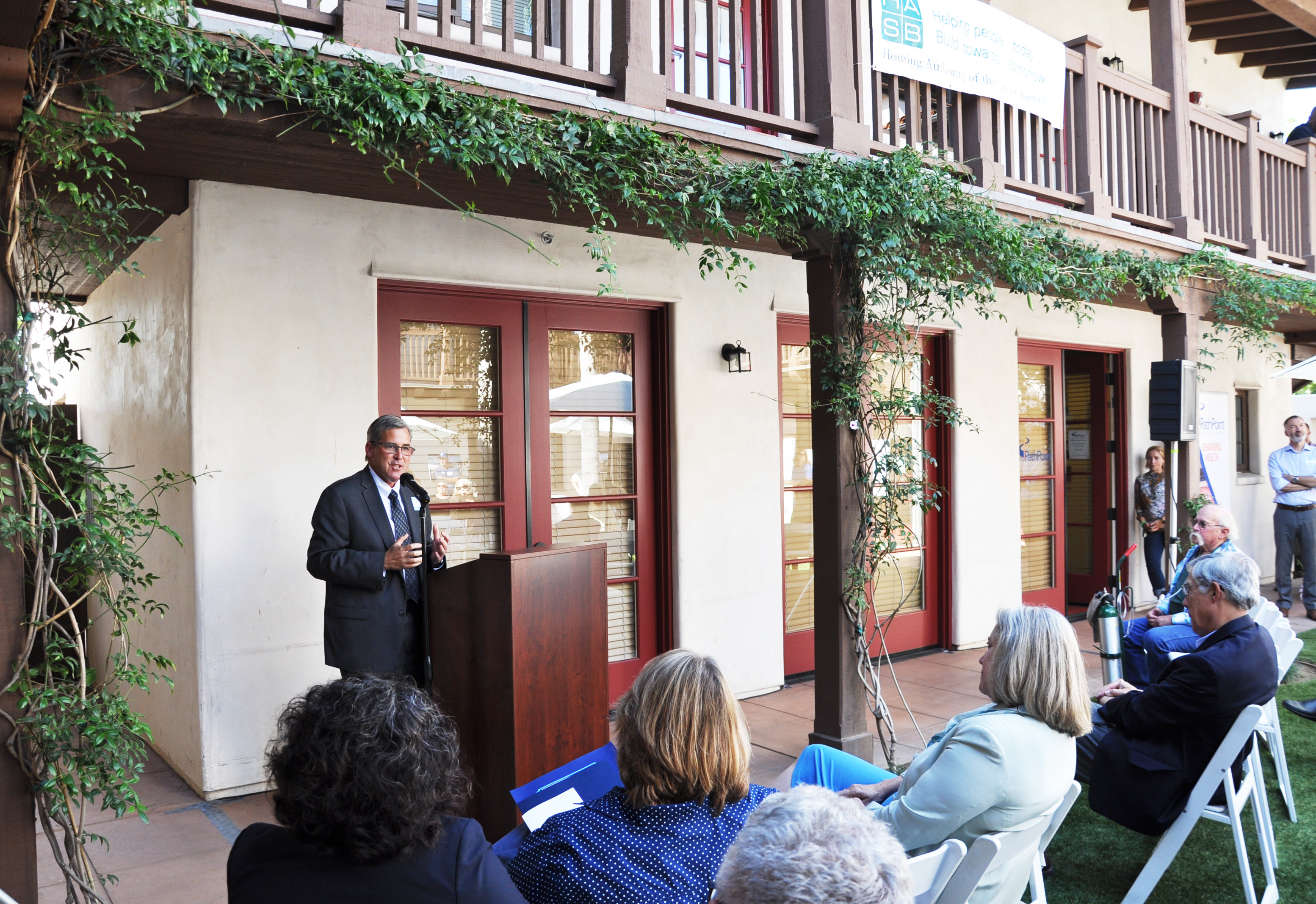 El Carrillo Affordable Housing Development Celebrates 10 Years of Housing the Homeless