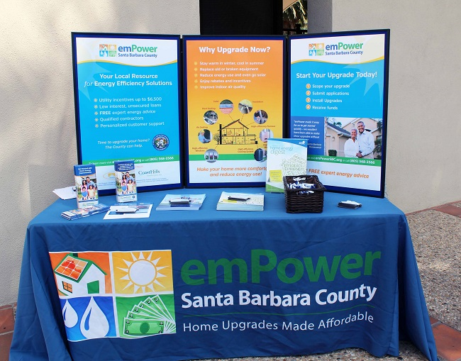 October is Energy Awareness Month; County Leadership Promoting Responsible Energy Use. Workshop set for Oct. 24
