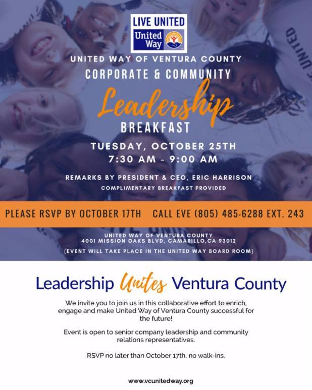 United Way of Ventura County provides update on 'Building Healthy Smiles' initiative