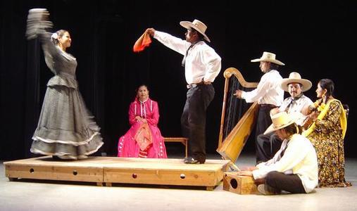 ¡Viva el Arte de Santa Bárbara! presents Yolotecuani, Sones de Guerrero on Oct. 22
