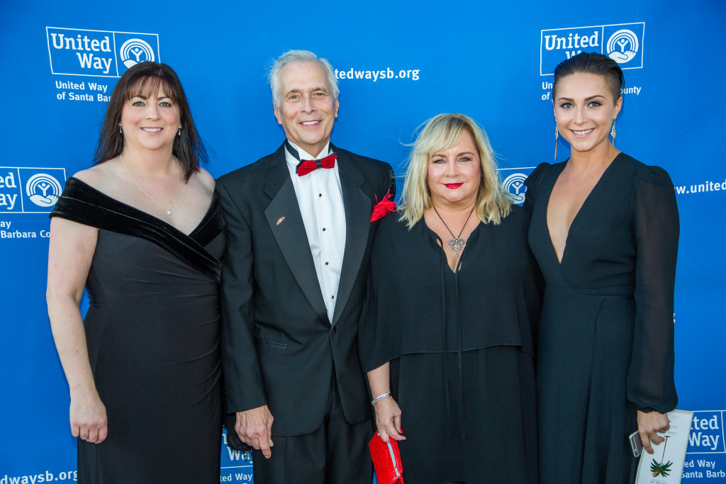 United Way of Santa Barbara County Hosts 20th Annual Red Feather Ball