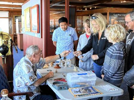 December is Model Month at the Channel Islands Maritime Museum