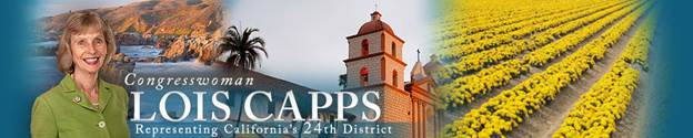 House Passes Two Capps Bills