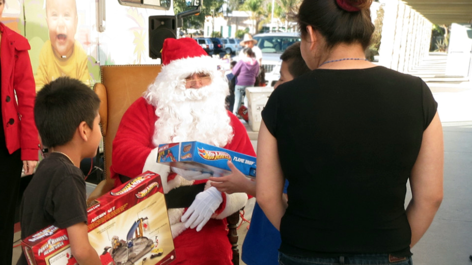 Clinicas to distribute toys throughout Ventura County through Dec. 22