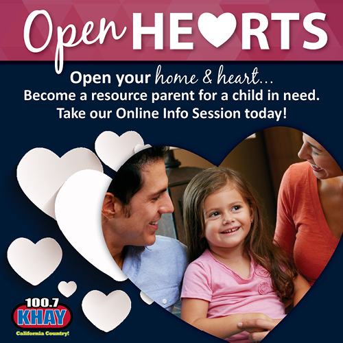 "Through Jan. 31 — KHAY's Dave Daniels Joins Foster VC for ""Open Heart"" Home Drive"