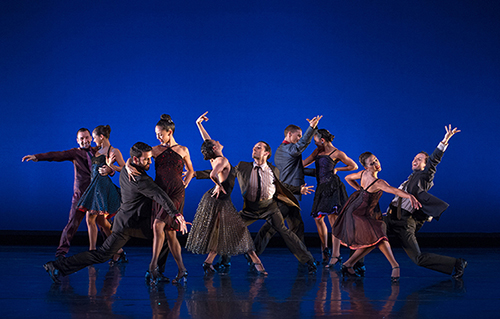 Through Feb. 12 — ¡Viva el Arte de Santa Bárbara! presents Ballet Hispánico