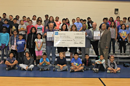 Gene Haas Foundation Awards $185,000 to Boys & Girls Clubs of Greater Oxnard and Port Hueneme