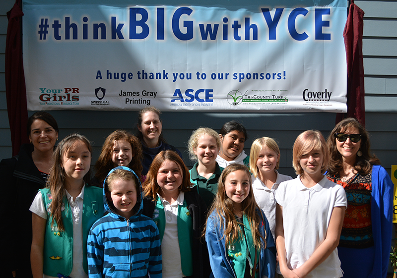 "YCE, Inc. rolls out the ""green carpet"" to over 300 guests for ""Dream Big"" movie premiere on Feb. 26"