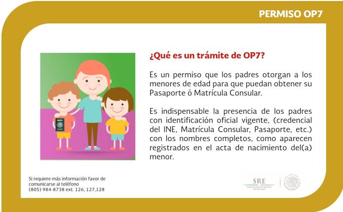 Anuncios del Consulado de México en Oxnard   Amigos805 com
