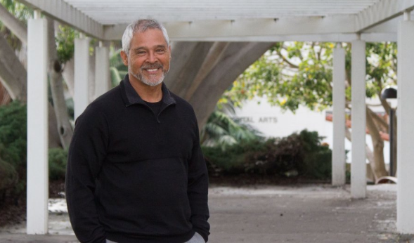 SBCC's Oscar Zavala, Retiring Counselor, Helped Students Across 3-decade Career (The Channels)