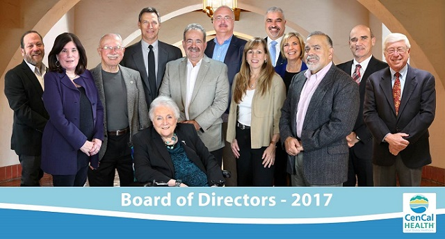 CenCal Health Welcomes Two New Members to their Board of Directors