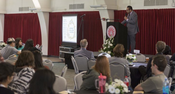 Challenging the status quo is theme of CSUCI's Conference for Social Justice in Education on April 1