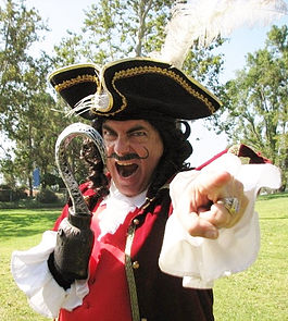 Through Sept. 3 — Join us for Fairy Tales in the Park at Channel Islands Harbor