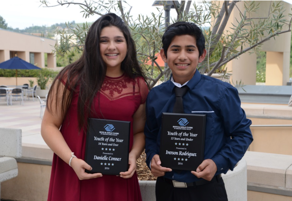 Boys & Girls Clubs of Greater Conejo Valley announce Youth of the Year winners