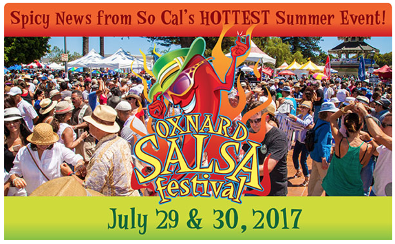 Volunteers needed for Oxnard Salsa Festival (July 29-30)
