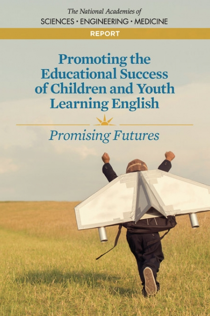UCSB: 'Promoting the Educational Success of Children and Youth Learning English: Promising Futures'