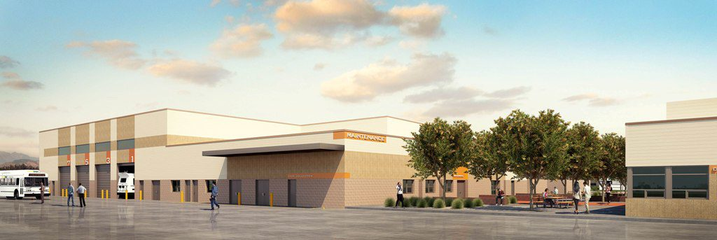 Gold Coast Transit District breaks ground on new Operations and Maintenance Facility
