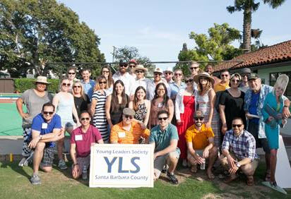 Lawn Bowling for Dollars: United Way of SB County's Young Leaders Society Raises Funds for Youth Book Program