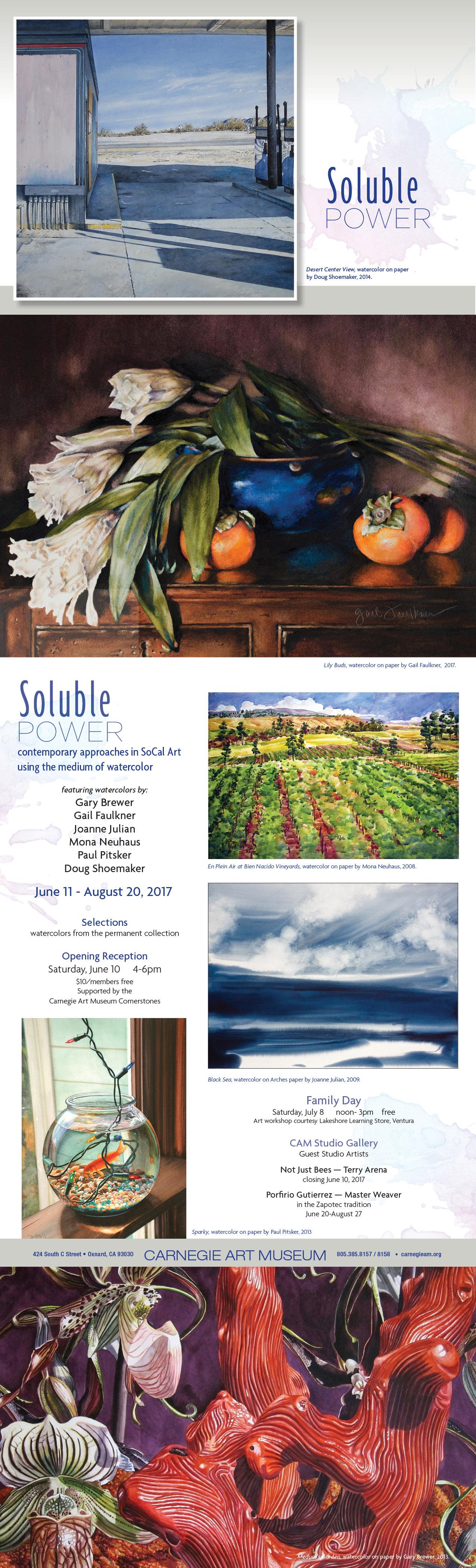 Through Aug. 20 — Carnegie Art Museum Announces Summer Exhibition