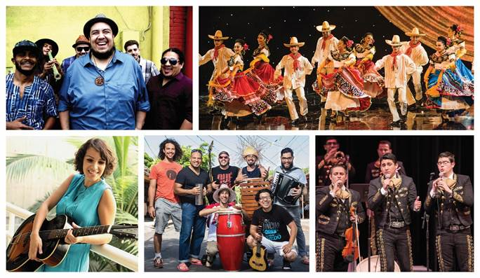 Through April 29 — From Marimba to Mariachi: ¡Viva el Arte de Santa Bárbara! Announces New Season of Free Concerts