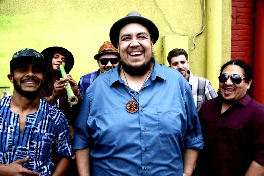 Sept. 29 through Oct. 1 — ¡Viva el Arte de Santa Barbara! announces Buyepongo: Traditional sounds of Central America + Los Angeles Sonic Diversity = Tropical Cumbia Dance Party!