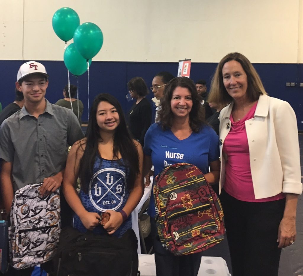 Hundreds Turn Out for Assemblymember Irwin's Third Annual K-12 Resource Fair in Oxnard