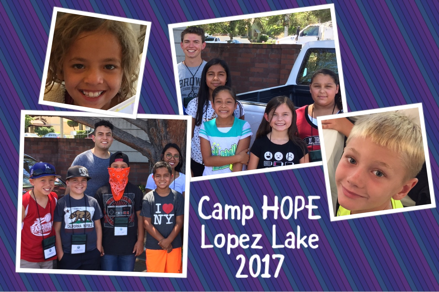 RISE Helps Local Children Find Hope through Camping