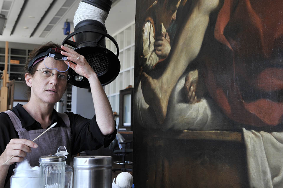 Aug. 26 — Getty conservator who restores paintings from the masters to speak at Camarillo Library