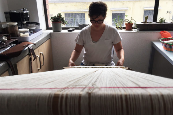 Oct. 19 — Third Thursday Studio: Weaving   Traditions Today