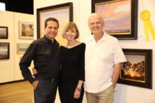 Art Lovers Walk the Walk at Santa Barbara Museum of Natural History's 2017 Artwalk
