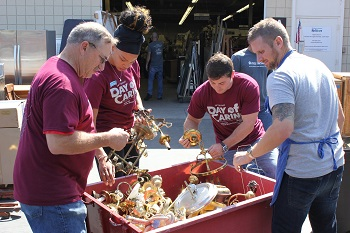1,200 Volunteers Took Part in United Way of Santa Barbara County's 26th Annual Day of Caring